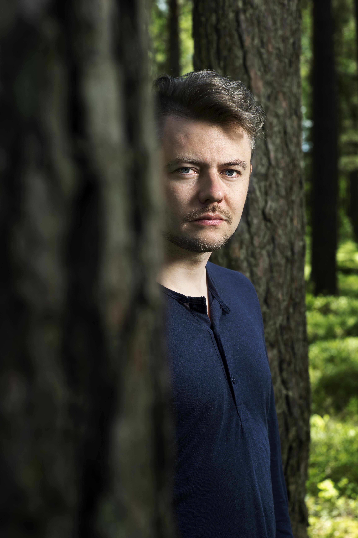 Micke Berglund, foto Peter Jönsson