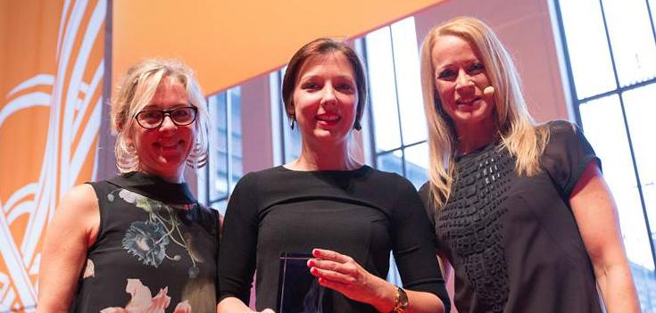 Udruženje KROKODIL dobitnik prestižne Evropske nagrade za komunikacije u Briselu!
