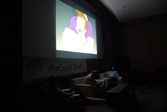 video-projekcija